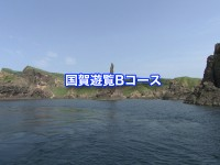 Kuniga Coast Sightseeing Boat Tour Course B